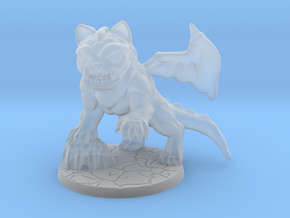 SDE monster cat spawn dragon cat  in Smooth Fine Detail Plastic