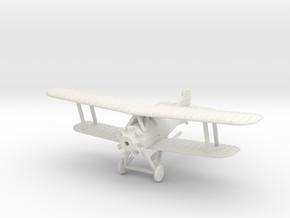 1/144 Gloster Gambet (Nakajima A1N) in White Natural Versatile Plastic