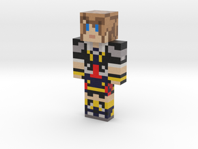 frigiel | Minecraft toy in Natural Full Color Sandstone