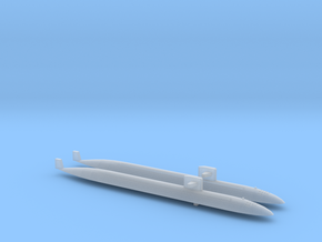 (2X) SSN-721 CHICAGO WL - 2400 in Smooth Fine Detail Plastic