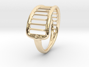 Ring 15 in 14K Yellow Gold