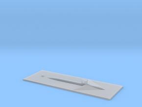 SSN-702 PHOENIX WL 00c2 - 2400 in Smooth Fine Detail Plastic