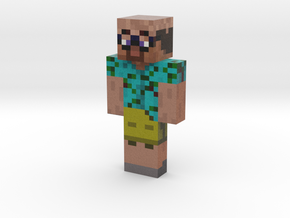 dadsRfunny | Minecraft toy in Natural Full Color Sandstone