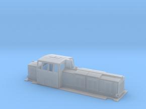 Vr11 vaihtoveturi H0-mittakaavassa in Smooth Fine Detail Plastic