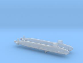 2x VA Variants 2400 FH c in Smooth Fine Detail Plastic