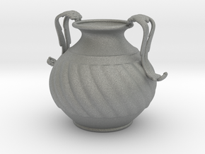 Vase JH1319 in Gray Professional Plastic