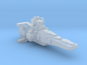 Gundam Magellan fleet scale in Smooth Fine Detail Plastic