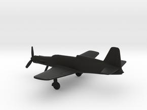 Dornier Do 535A(I) (P.232/3) in Black Natural Versatile Plastic: 1:200