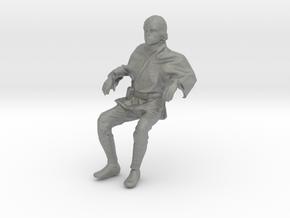 1/72 Scale Figure for Bandai Millennium Falcon in Gray Professional Plastic