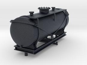 Nitro Nobel tank wagon in Black Professional Plastic: 1:35