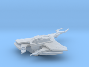 Cardassian Science Dreadnought in Smooth Fine Detail Plastic