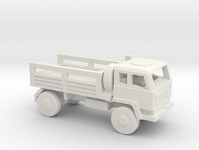 1/200 Scale M1078 Cargo Truck in White Natural Versatile Plastic