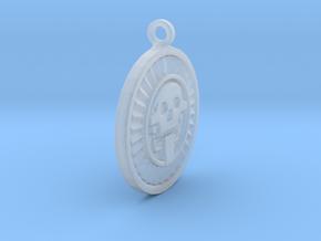Mictlantecuhtli in Smooth Fine Detail Plastic