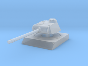 pantherturm scale 1/56 in Smooth Fine Detail Plastic