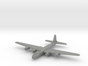 G8N Heavy Bomber (Japan) in Gray Professional Plastic