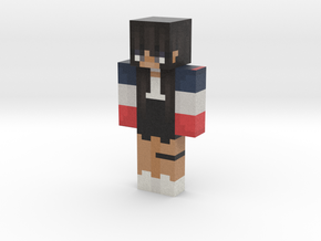 Jamesfrancowifey | Minecraft toy in Natural Full Color Sandstone
