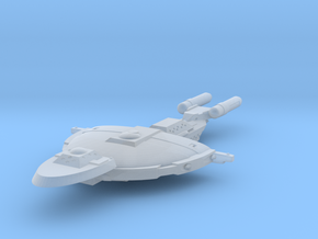 Unionist Light Cruiser in Smooth Fine Detail Plastic
