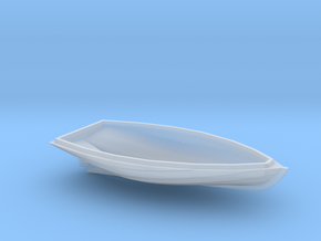 HObat11  - Small boat in Smooth Fine Detail Plastic