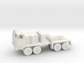1/200 Scale M746 Tractor in White Natural Versatile Plastic