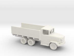 1/200 Scale M36 Truck in White Natural Versatile Plastic