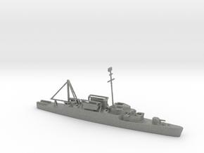 1/1800 Scale USS Wantuck APD-125 in Gray PA12
