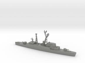 1/1800 Scale USS Sellstrom DER-255 in Gray PA12