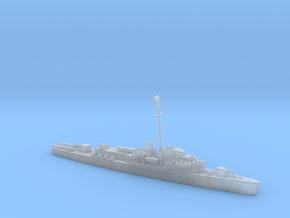 1/1800 Scale John C. Butler-class DE in Smooth Fine Detail Plastic