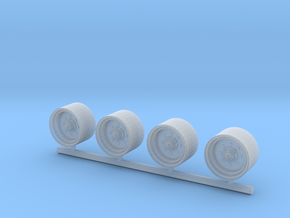 11.00-16 8 lug in Smoothest Fine Detail Plastic