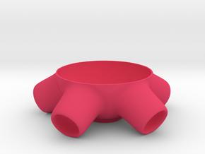 virdobase in Pink Processed Versatile Plastic
