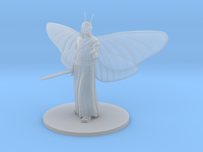 Arch Fey - Moth Form in Smooth Fine Detail Plastic