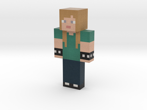 little_monster69 | Minecraft toy in Natural Full Color Sandstone