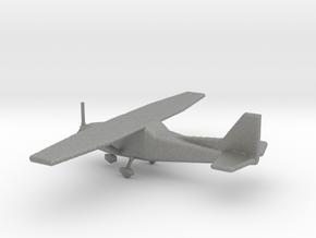 1/285 Scale Cessna 172 in Gray PA12