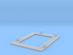 Case Arduino UNO in Smooth Fine Detail Plastic