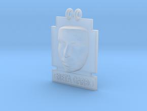 Cosmiton P Greta Garbo 25 mm in Smoothest Fine Detail Plastic
