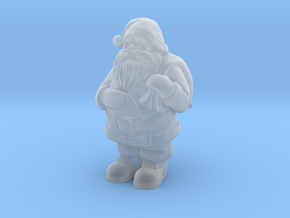 Santa Claus in Smooth Fine Detail Plastic