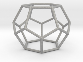 Fullerene with 14 faces in Aluminum