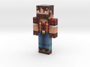 opeca | Minecraft toy in Natural Full Color Sandstone
