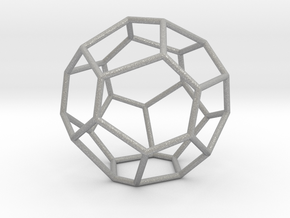 Fullerene with 17 faces, no. 2 in Aluminum