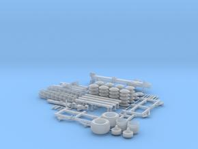H0 1:87 Scheibenegge in Smooth Fine Detail Plastic