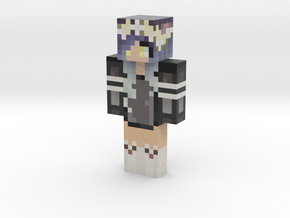 SisoUsagi | Minecraft toy in Natural Full Color Sandstone