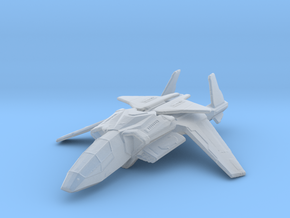 Halo UNSC Falcon Fighter 1:300 in Smooth Fine Detail Plastic
