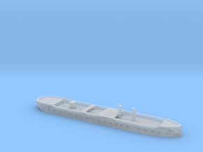 1/1250 HMS Northumberland (1866) Gaming Model in Smooth Fine Detail Plastic