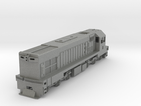 1:76 Scale NZR DC in Gray PA12