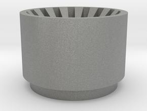 Kylo Ren blade plug Korbanth Crossguard 2.0 in Gray PA12