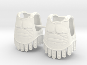 CUIRASSE HOPLITE 4X2  in White Processed Versatile Plastic