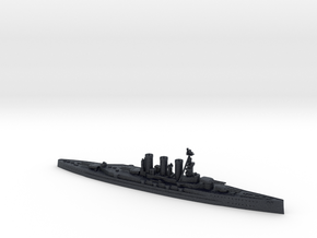 HMS Tiger 1914 1/1800 in Black PA12