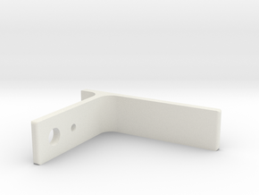 wingholderARC in White Natural Versatile Plastic