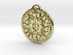Class - Paladin in 18K Yellow Gold