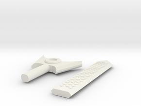 tf sword in White Natural Versatile Plastic