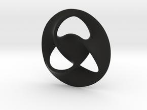 All is one  ( pendant ) in Black Premium Versatile Plastic